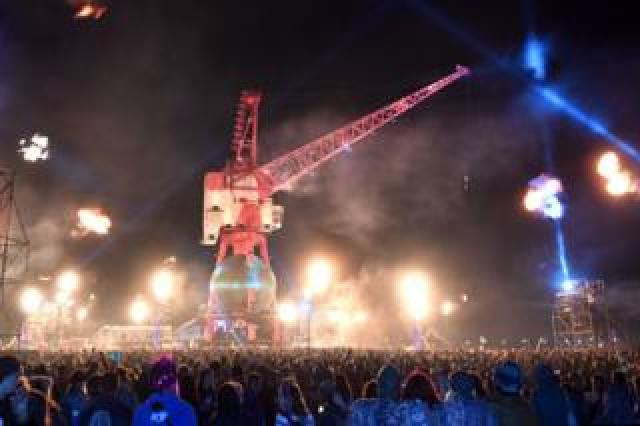 Glastonbury 2019 Arcadia