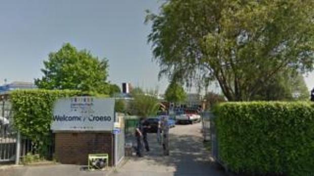 Llanishen Fach school, Cardiff