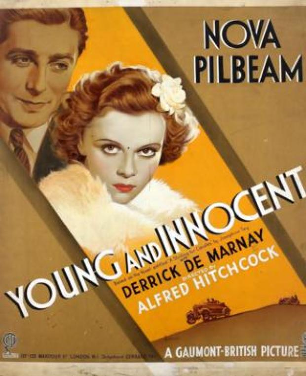 Young and Innocent film poster