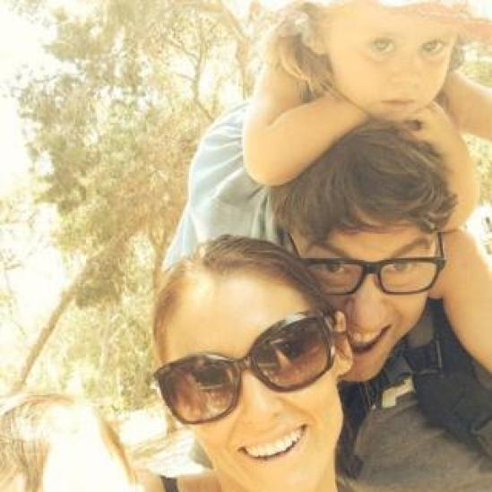 Jozef Wallis, and family