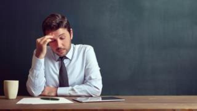 Teacher stressed (actor)
