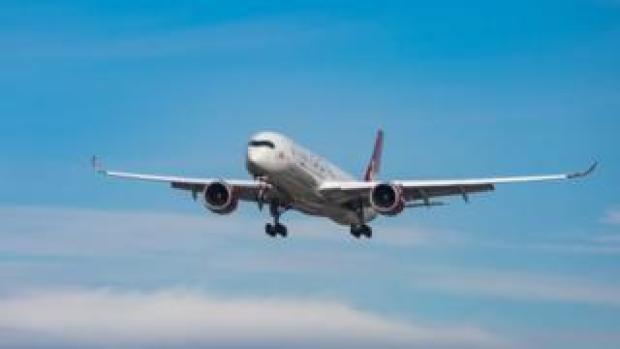 Airbus A350-1000 aircraft