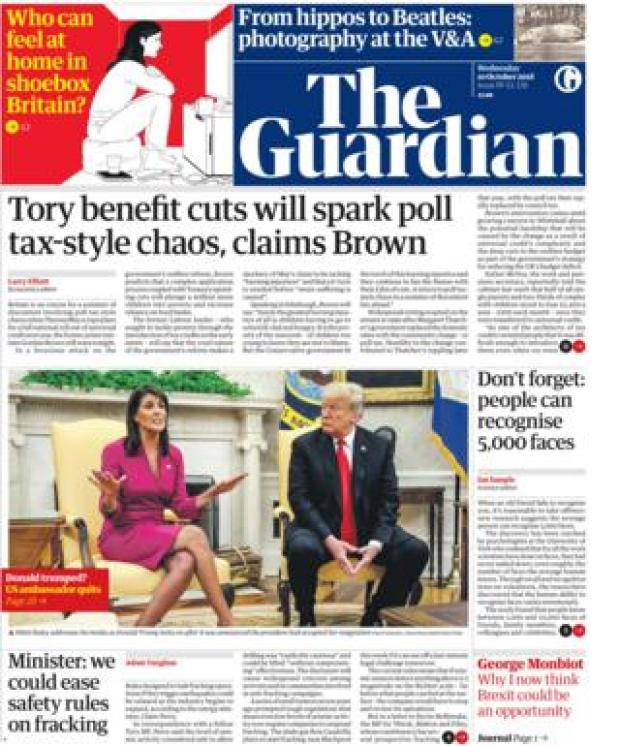 The Guardian - 10 Oct