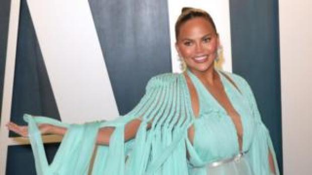 Model Chrissy Teigen is known for her direct, often humorous style on social media
