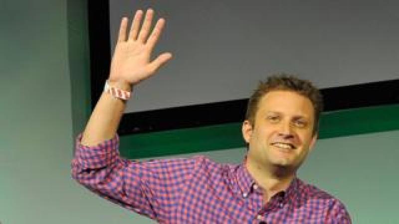 Blue Apron Founder and CEO Matt Salzberg