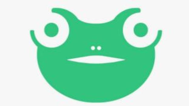 Gab's frog logo