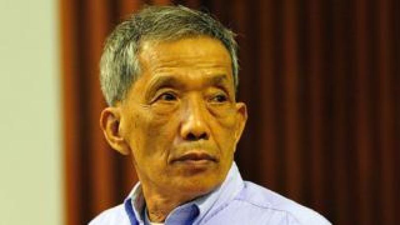 Kaing Guek Eav, known as Comrade Duch