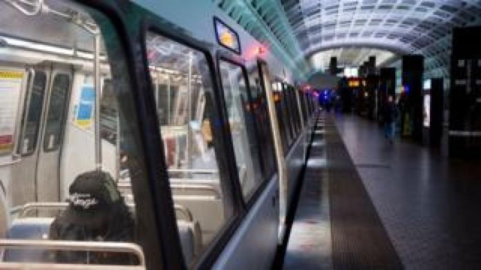 Washington DC train