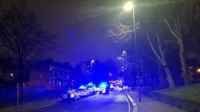 Scene picture of Westbridge Road on Tuesday