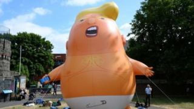 Bebé Trump