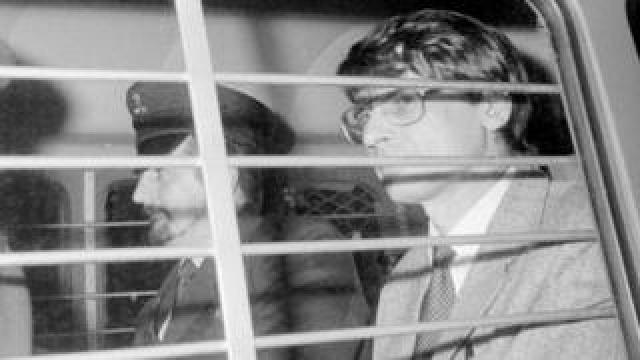 Dennis Nilsen on the right hand side