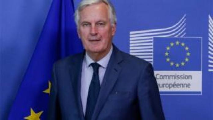Michel Barnier is the EU's chief Brexit negotiator