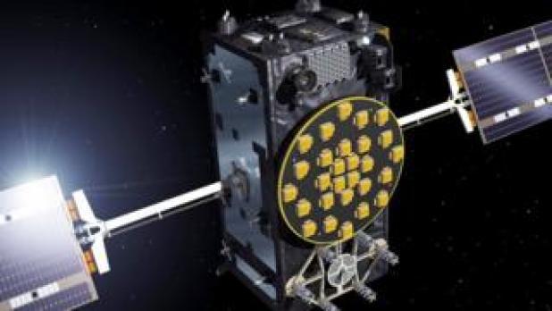 A Galileo satellite