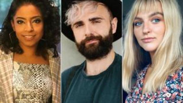Jyoty Singh, Nicky Murphy, Hannah Domney