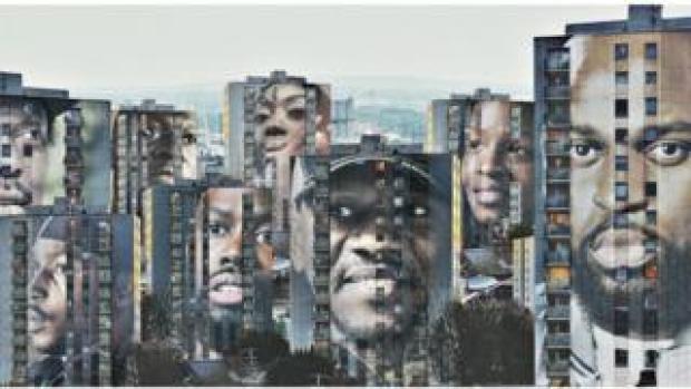 Artwork for 'Together We Rise'