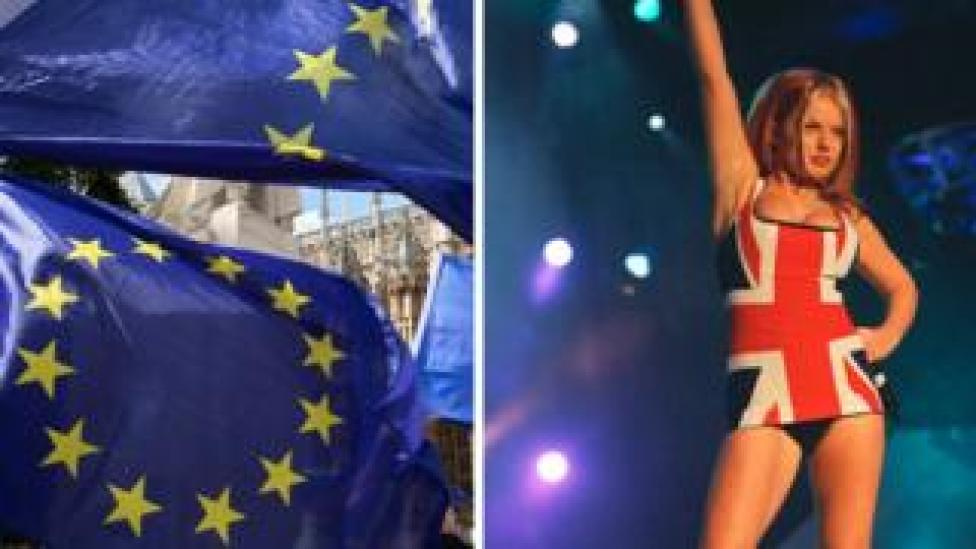 Leaving the EU without a deal could affect copyright and touring plans for UK artists like The Spice Girls