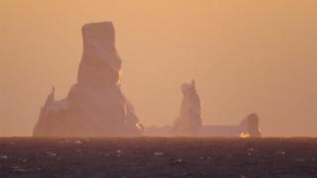 Iceberg on Expedition 379