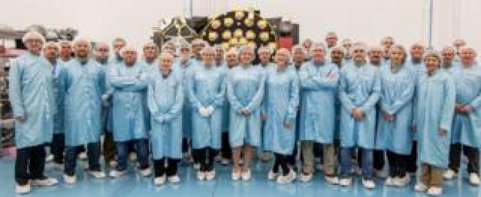 SSTL Galileo team