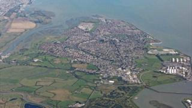 Canvey Island, Essex