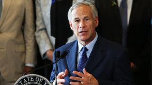 Greg Abbott, governor of Texas