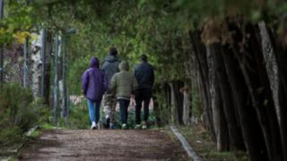 trump Unaccompanied child migrants in Spain