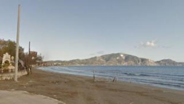 Laganas beach, Zante