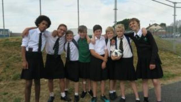 Great Torrington boys