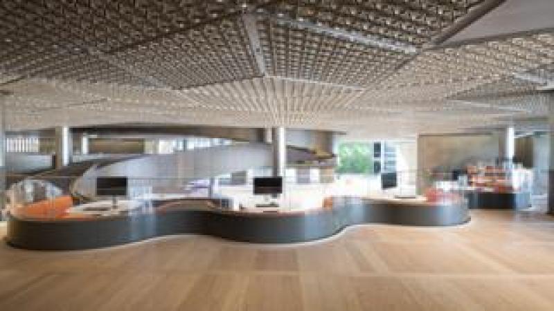 Bloomberg HQ