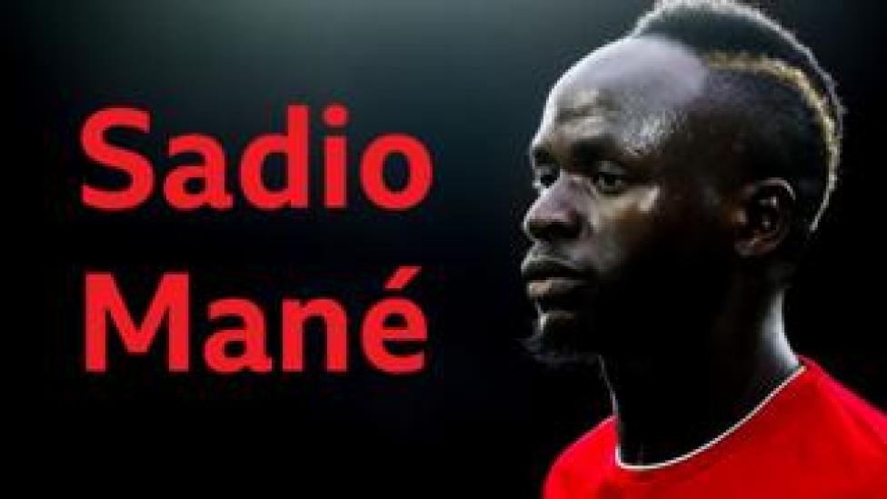 sport Liverpool star and Senegalese player Sadio Mané