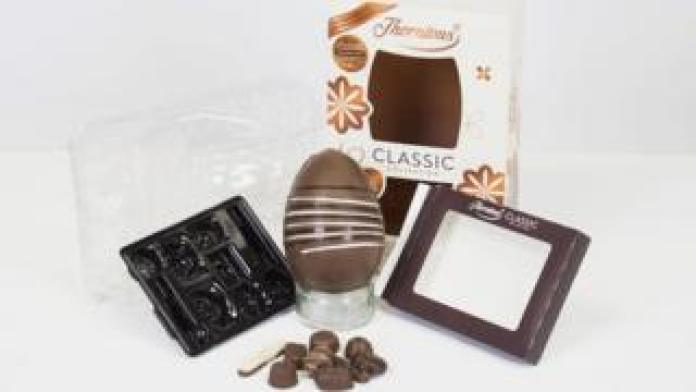 Thorntons chocolate egg