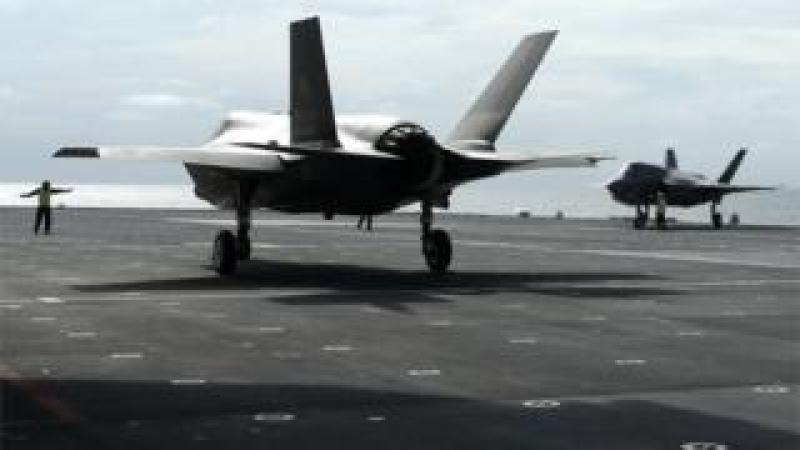 F-35 fighter plane
