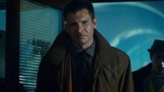 Rick Deckard is summoned to 'retire' four replicants in Blade Runner