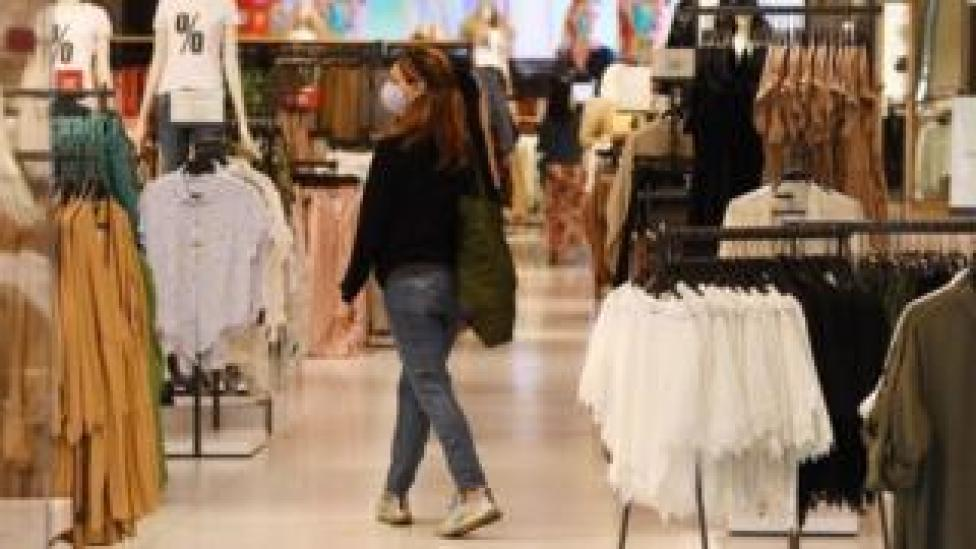 Coronavirus Who Will Enforce The Wearing Of Face Coverings In Shops Newseverything Northernireland