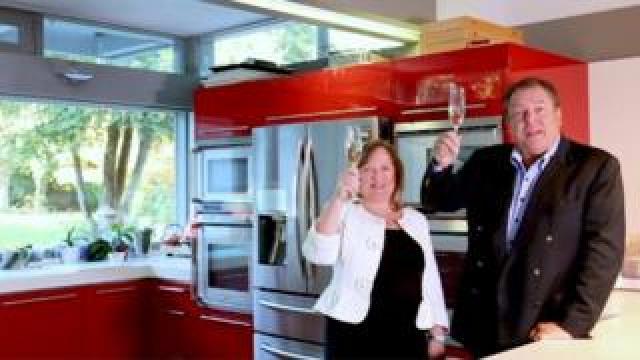 Mark and Sharon Beresford