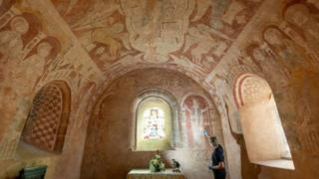 St Mary's Church, Kempley, Gloucestershire