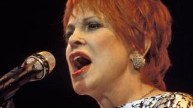 Annie Ross in 2000