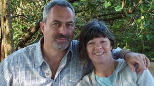 Judith and David Tebbutt