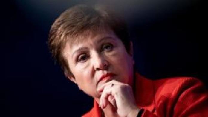 Fund manager Kristalina Georgieva