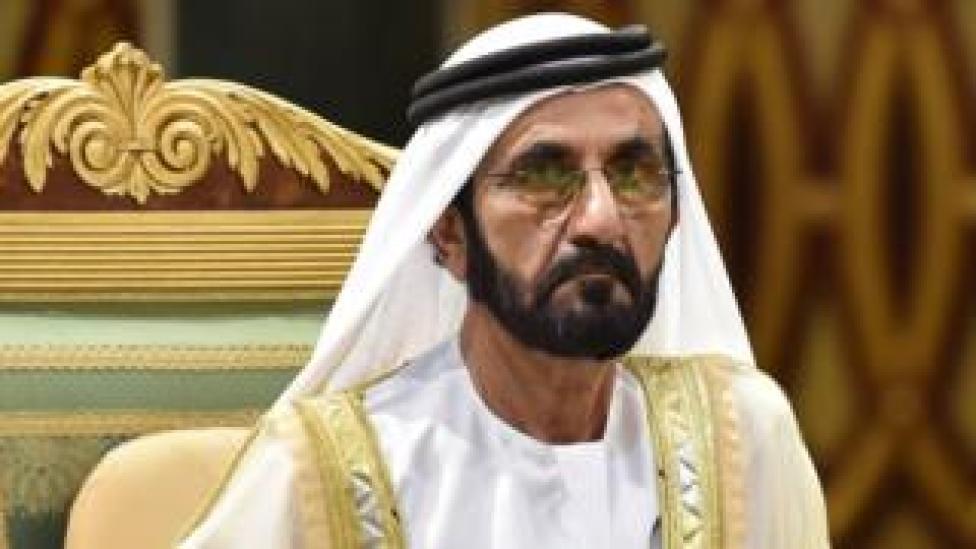 sport Sheikh Mohammed Al Maktoum (10 December 2019)