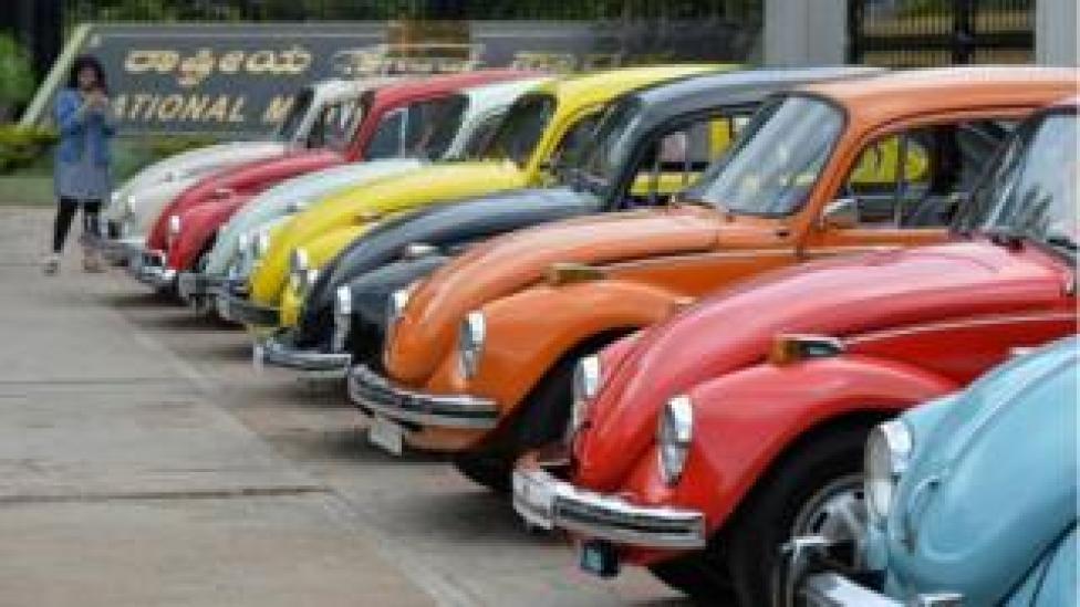 NEWS Beetle cars