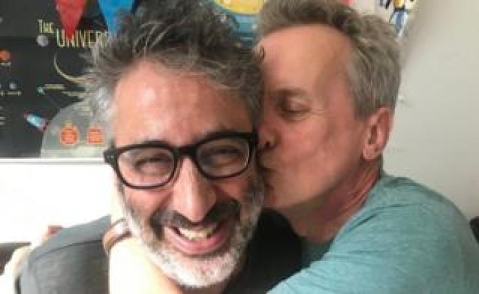 David Baddiel and Frank Skinner