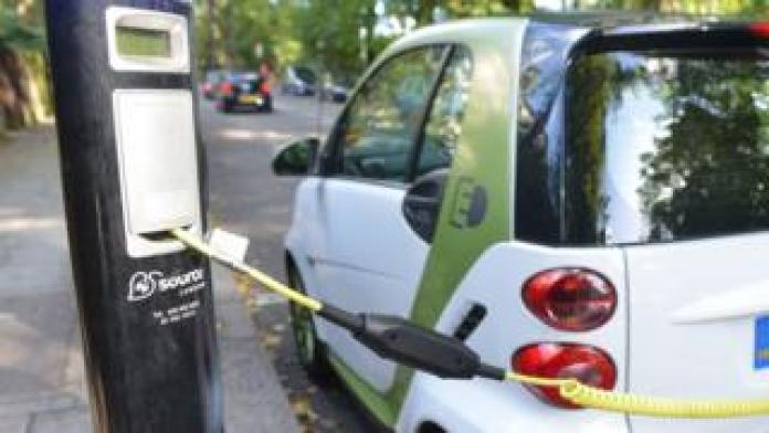 Electric car charging