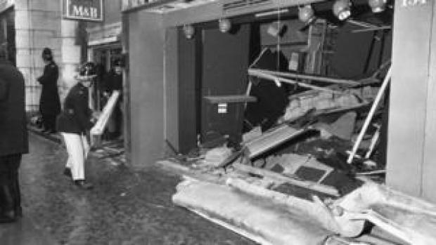 Pub bombing