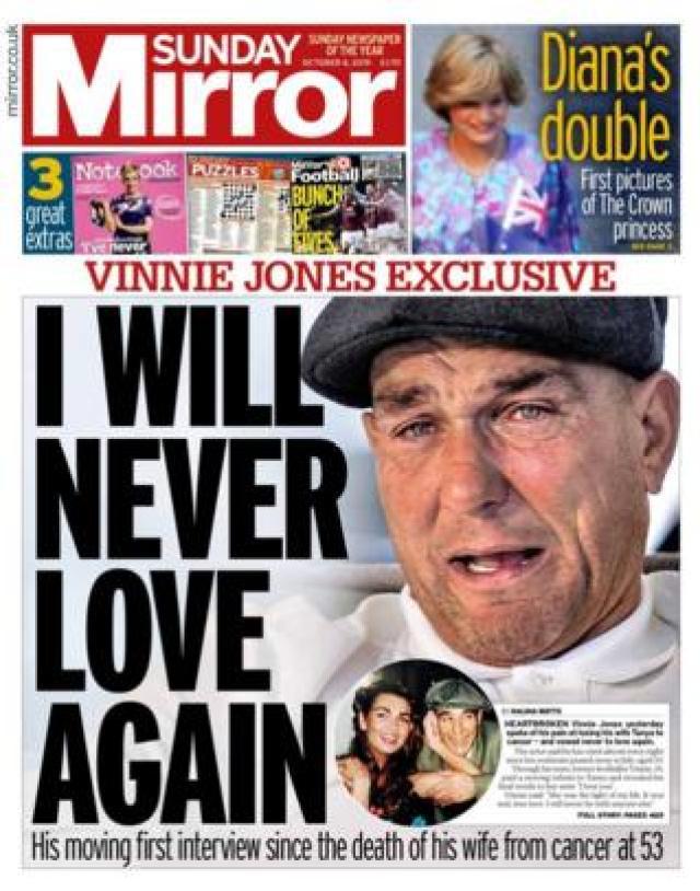 Sunday Mirror 5 October 2019