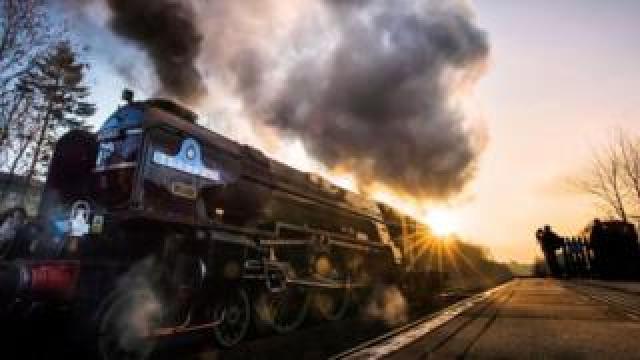 Steam locomotive, Tornado