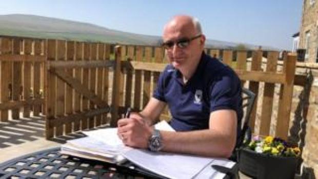 Residential developer Charles Goodall