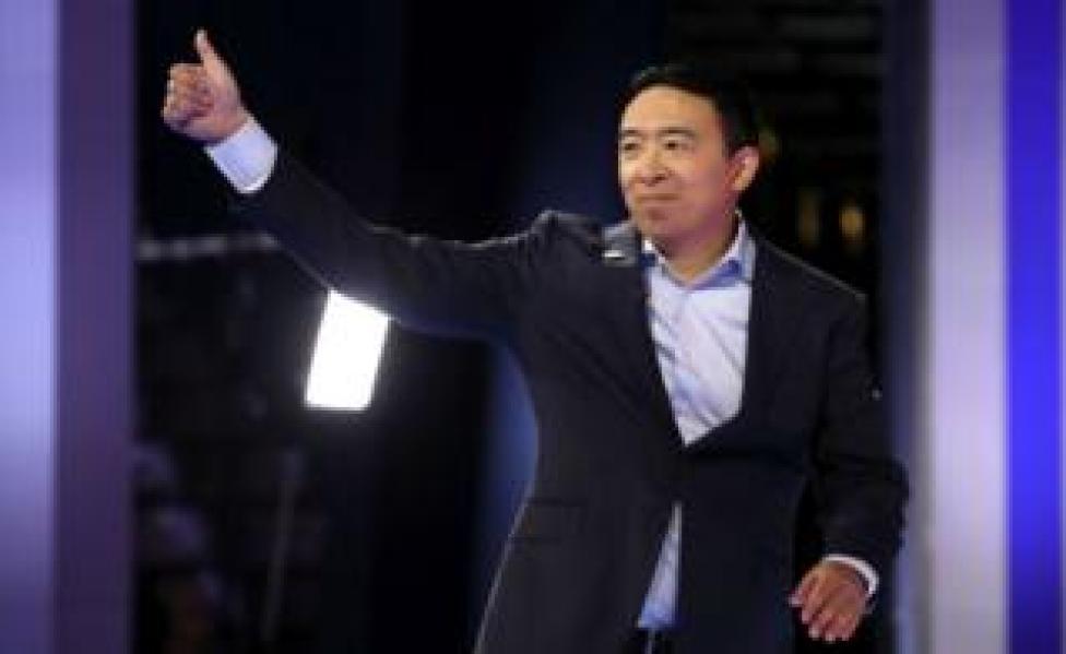 trump Andrew Yang