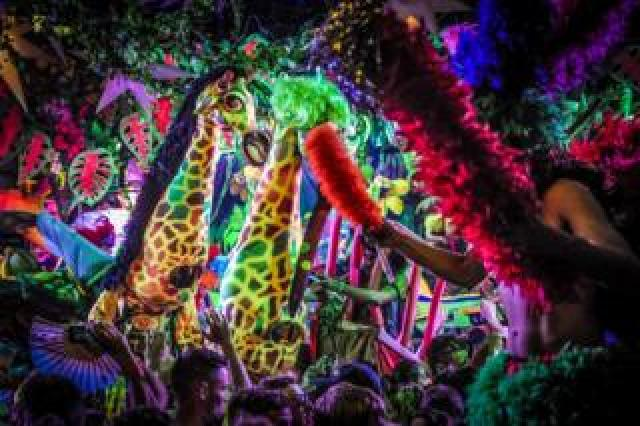 Elrow in Brazil