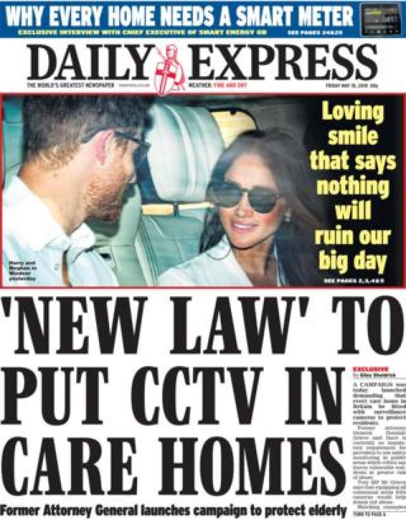 Daily Express Friday