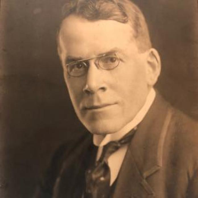 Dr. John Davy Rolleston